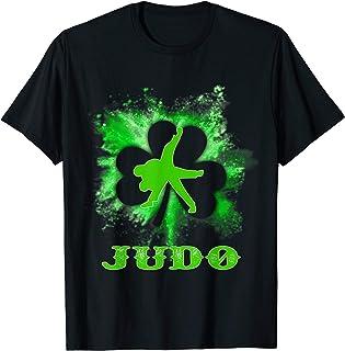 judo Shamrock shirt St Patricks day