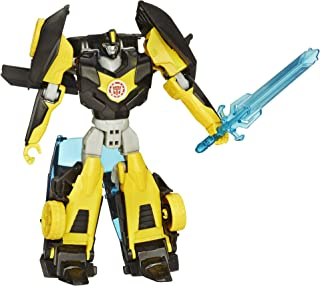 Transformers Robots in Disguise Warrior Class Night Ops Bumblebee Figure