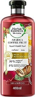 شامبو بخلاصة فاكهة ارابيكا والقهوة من هيربل ايسنسز، 400 مل