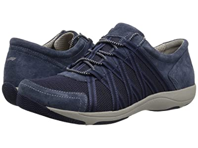 Dansko Honor (Blue Suede) Women
