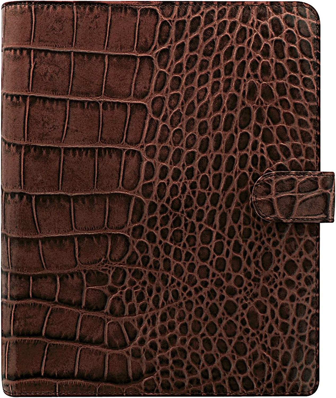 Filofax 26017 Organizer Croc A5 Classic, Classic, Classic, chestnut B01HNG6MRI | Moderne Muster  394fd4