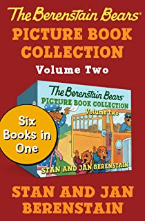 The Berenstain Bears Picture Book Collection Volume Two: Six Books in One