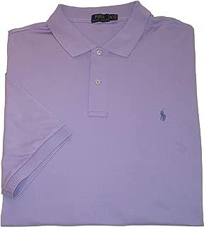Ralph Lauren Polo Men's Big and Tall Interlock Polo Shirt