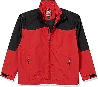 Colorado Clothing Men's Traverse Shell Jacket, Paprika, X-Large