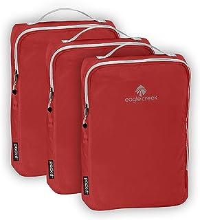 Eagle Creek Pack-It Specter Full Cube Set, Volcano Red, Set of 3 (M)