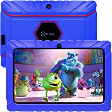Contixo Kids Tablet V8, 7-inch HD, Ages 3-7, Toddler Tablet with Camera, Parental Control - Android 11, 16GB, WiFi, Learni...