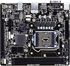 Gigabyte GA-H61M-S Intel 3rd Motherboard / Intel H61 Chipset / Socket 115 / PCI-EX 16  Generation 3 / Micro ATX / Dual Cha...