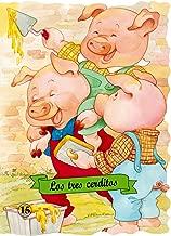 Los tres cerditos (Troquelados clásicos series) (Spanish Edition)