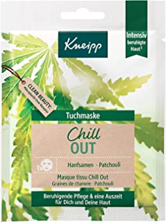 Kneipp Doekmasker Chill Out, 18 ml