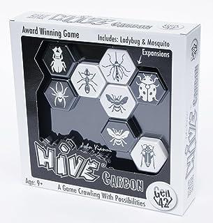 Hive Carbon: Für 2 Spieler. Spieldauer ca. 20 Minuten