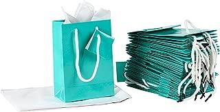 Best teal gift bags Reviews