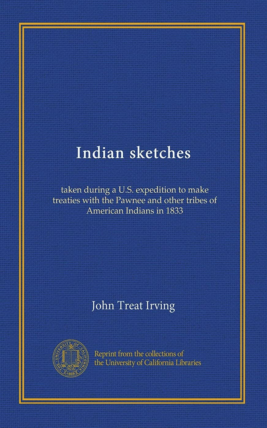 反毒吸収するスプリットIndian sketches: taken during a U.S. expedition to make treaties with the Pawnee and other tribes of American Indians in 1833
