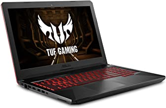 "Asus FX504 TUF Gaming Laptop, 15.6"" Full HD, 8th Gen Intel Core i7-8750H Processor,.."