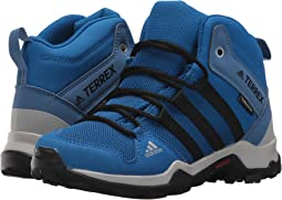 adidas Outdoor Kids Terrex AX2R Mid CP (Little Kid/Big Kid)