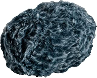 Knit Picks Fable Fur Super Bulky Weight Fluffy Soft Faux Fur Polyester Yarn (1 Skein - Hibou)