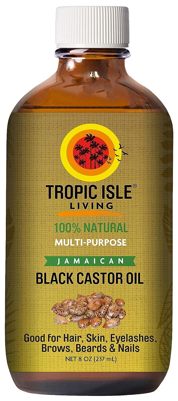 Tropic Isle Living The Raleigh Mall Max 42% OFF Original Jamaican Oil Fl Black Castor 8