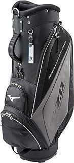 MIZUNO(ミズノ) ゴルフ キャディーバッグ T-ZOID ティーゾイド キャディバッグ メンズ カートタイプ 5分割/9.5型/47インチ対応 5LJC179300