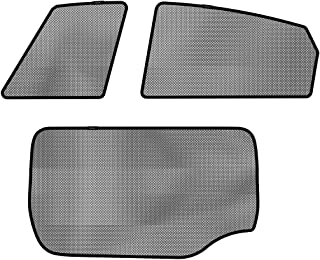 3D MAXpider S1TY0400 Soltect Complete Set Custom Fit Sun Shade (for Select Toyota Prius Models)