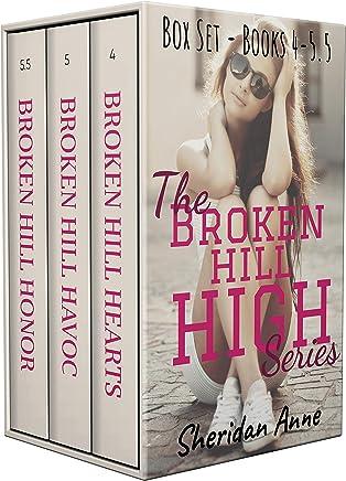 The Broken Hill High Series - BOX SET (Books 4, 5 & 5.5)