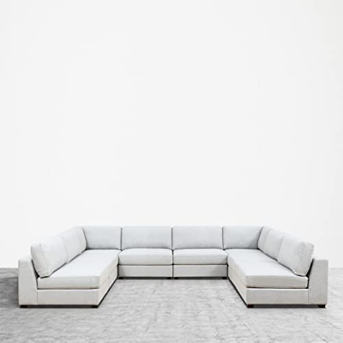 Amazing Deep Seating Sectional Sofas Amazon Com Pabps2019 Chair Design Images Pabps2019Com