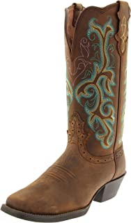 Justin Boots Women's 12