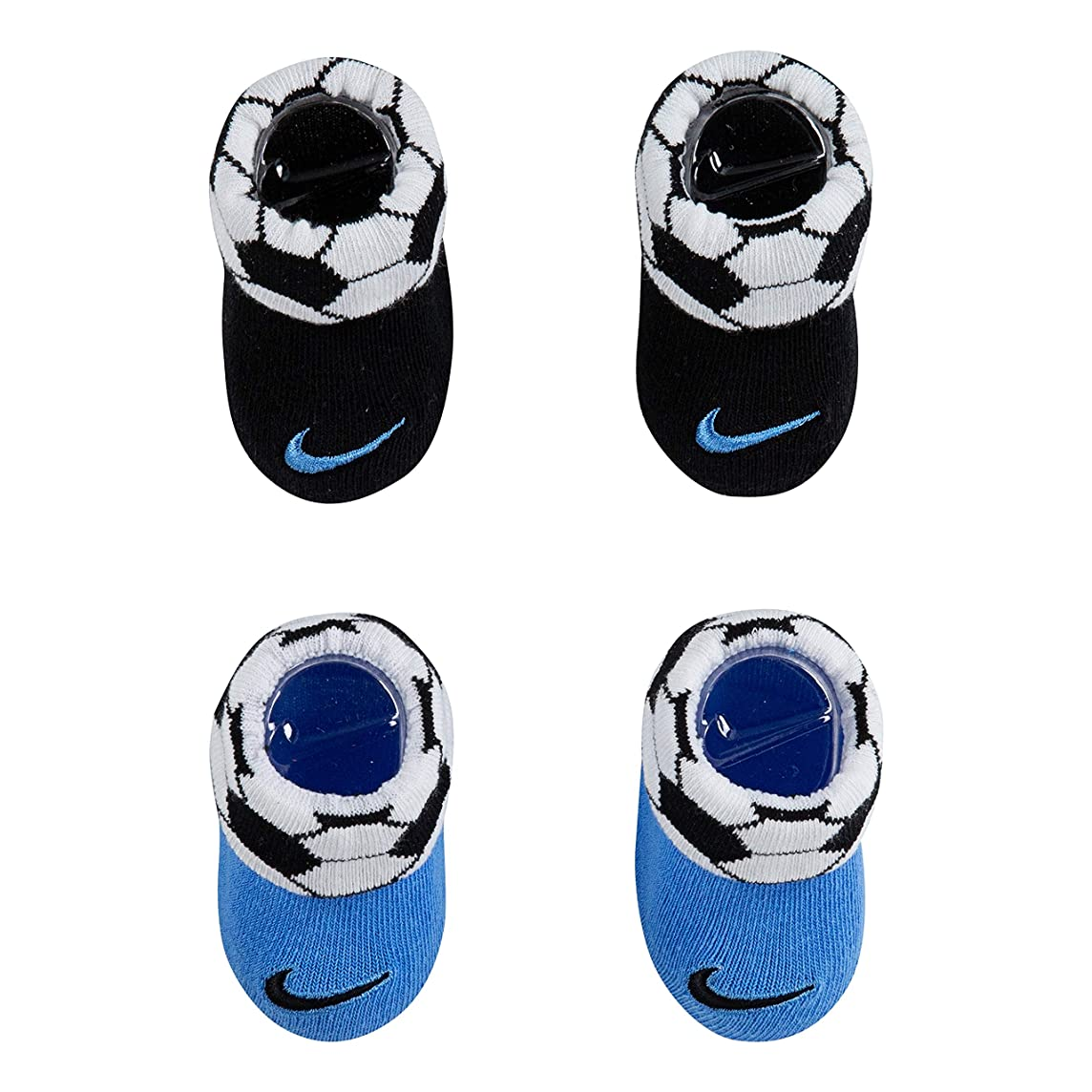 NIKE Children's Apparel Baby Bootie (2 Pack)
