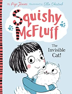 Squishy McFluff: The Invisible Cat