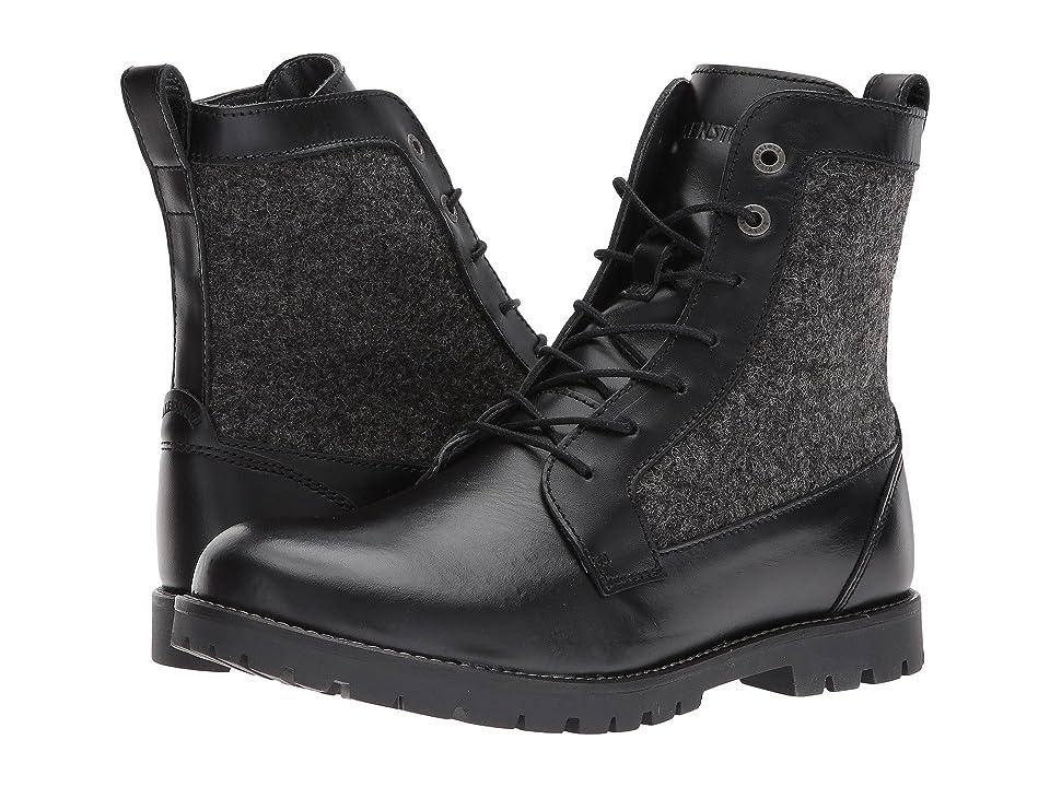 Birkenstock Gilford High (Black Leather) Women