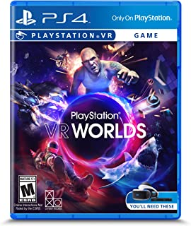 PlayStation VR Worlds (輸入版:北米) - PS4