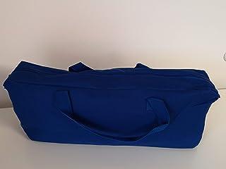 Racing Systems Blue Comfort Extra Stark Nylon Kennzeichentasche Zulassungstasche Nummernschildtasche Schildertasche