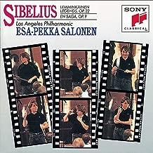 Sibelius: Lemminkainen Legends, Op. 22 / En Saga, Op. 9