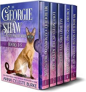 Georgie Shaw Cozy Mystery Series: Books 1-5