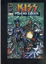 Kiss Psycho Circus # 1 VF/NM Image Comics CBX11