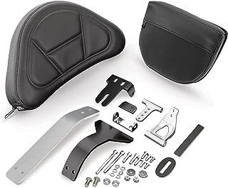 Show Chrome Accessories 52-797A Smart Mount Removable backrest GL1800
