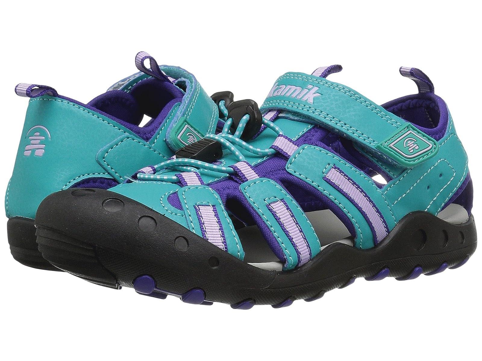 Kamik Kids Crab (Toddler/Little Kid/Big Kid)Atmospheric grades have affordable shoes
