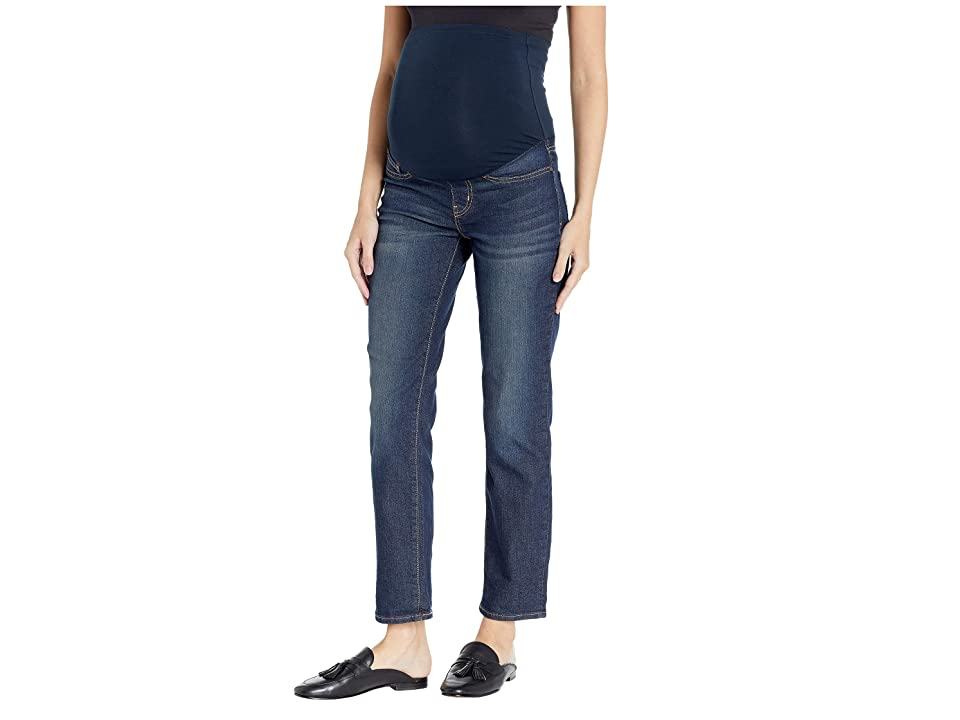 Signature by Levi Strauss & Co. Gold Label Maternity Slim Boyfriend Jeans (Stormy Sky Canada) Women