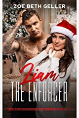 Liam: The Enforcer (Frenemies-to-lovers, close proximity & fake identity sport romance) : The Sin Bin Hockey Series Kindle Edition