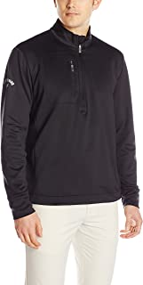 Callaway Men's Golf Tundra Long Sleeve 1/4 Zip Stretch Pullover