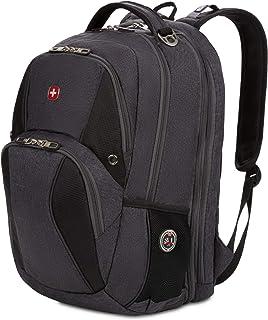SwissGear SA1908 Slate Cement TSA Friendly ScanSmart Laptop Backpack - Fits Most 17 Inch Laptops and Tablets