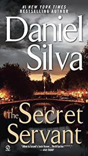 The Secret Servant (Gabriel Allon Series Book 7)