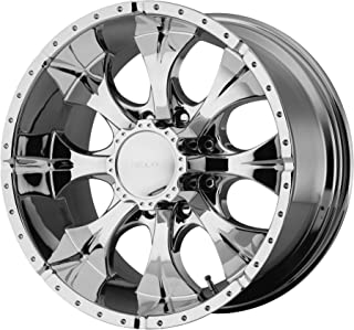 HELO HE791 Maxx Rim 17X9 8x6.5 Offset -12 Chrome (Quantity of 1)