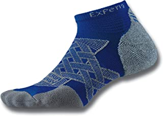 Thorlos Experia Energy Xecu Thin Cushion Running Compression Low Cut Socks