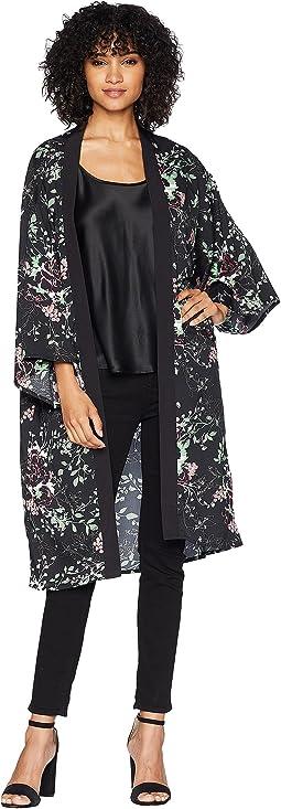 Blossom Floral Kimono Duster