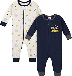 Gerber Baby Boys 2-Pack Thermal Unionsuit