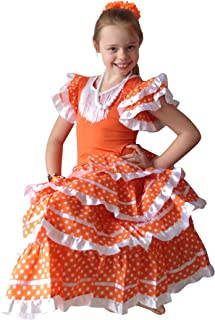Amazon.es: traje de flamenco para niño