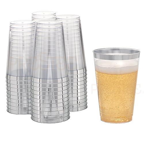 Wedding Reception Plastic Glasses Amazon