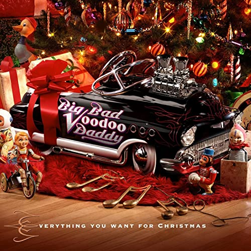 Christmastime In Tinseltown By Big Bad Voodoo Daddy On