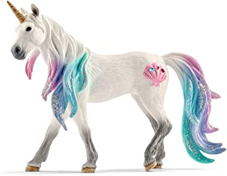 SCHLEICH bayala Sea Unicorn Mare Imaginative Toy for Kids Ages 5-12