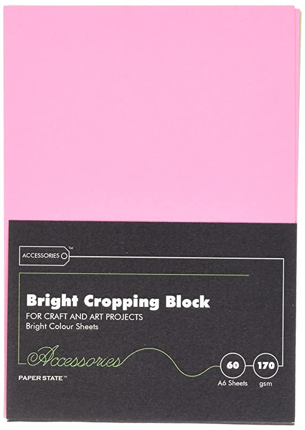 Paperstate A6 Cropping Block - Bright
