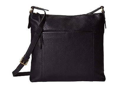 Hobo Forest (Black) Cross Body Handbags